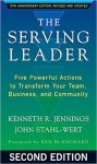 The Serving Leader book cover