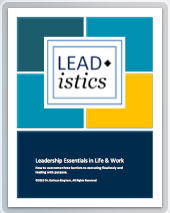 Image of report cover for Leadership Essentials