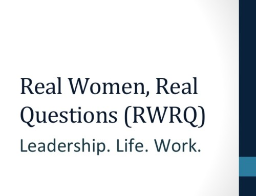 Real Women, Real Questions 5