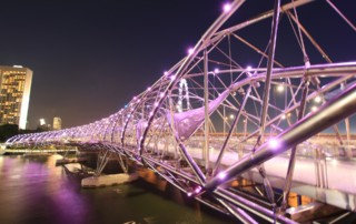 Futuristic Bridge, career journey, executive coach