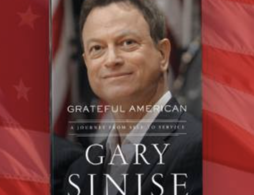 6 Leadership Insights from Gary Sinise's Grateful American
