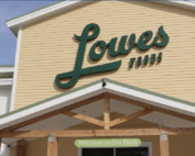 Lowes Foods Store Entry