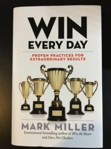 Book Cover: Mark Miller's Win Every Day