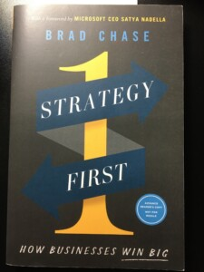 Book Cover for Strategy First