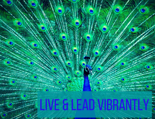 Live & Lead Vibrantly (Intro)